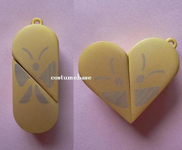 The illusionist gold locket butterfly necklace pendent see 2 more pictures aloadofball Images