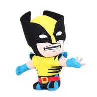 "X-Men Wolverine 18cm/7"" Suction Plush Doll Toy Marvel"