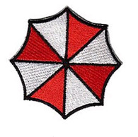 Resident Evil Umbrella crop. Patch