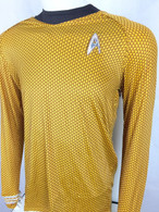 Movie 2009: KIRK Command Gold Shirt Star Trek