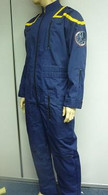 Enterprise Jumpsuit yellow Star Trek