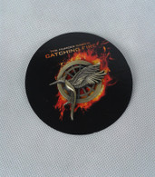 HUNGER GAMES Catching Fire MOCKINGJAY BROOCH