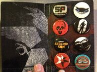 InFamous Second Son PINS
