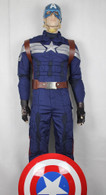 Captain America Winter Soldier Jumpsuit