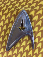 star trek command badge