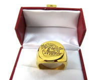 KINGSMAN SIGNET RING