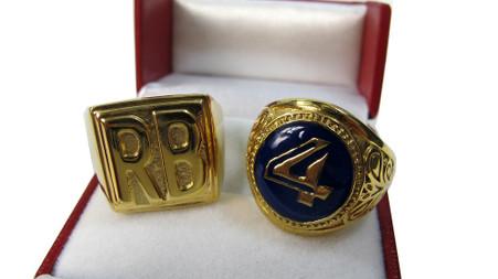 Ron Burgundy Ring