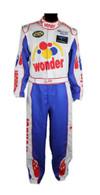 Ricky Bobby NASCAR Jumpsuit Only costume TALLADEGA NIGHTS