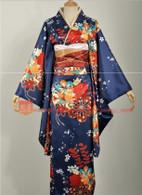 Aqours Watanabe You New Year Taisho Kimono Cosplay
