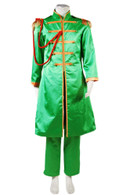 Lonely hearts Club green anime costume