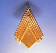 Battlestar Galactica BSG Captain Rank insignia x 1 pair
