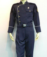 Battlestar Galactica Officer DUTY BLUES JUNIOR Uniform costume