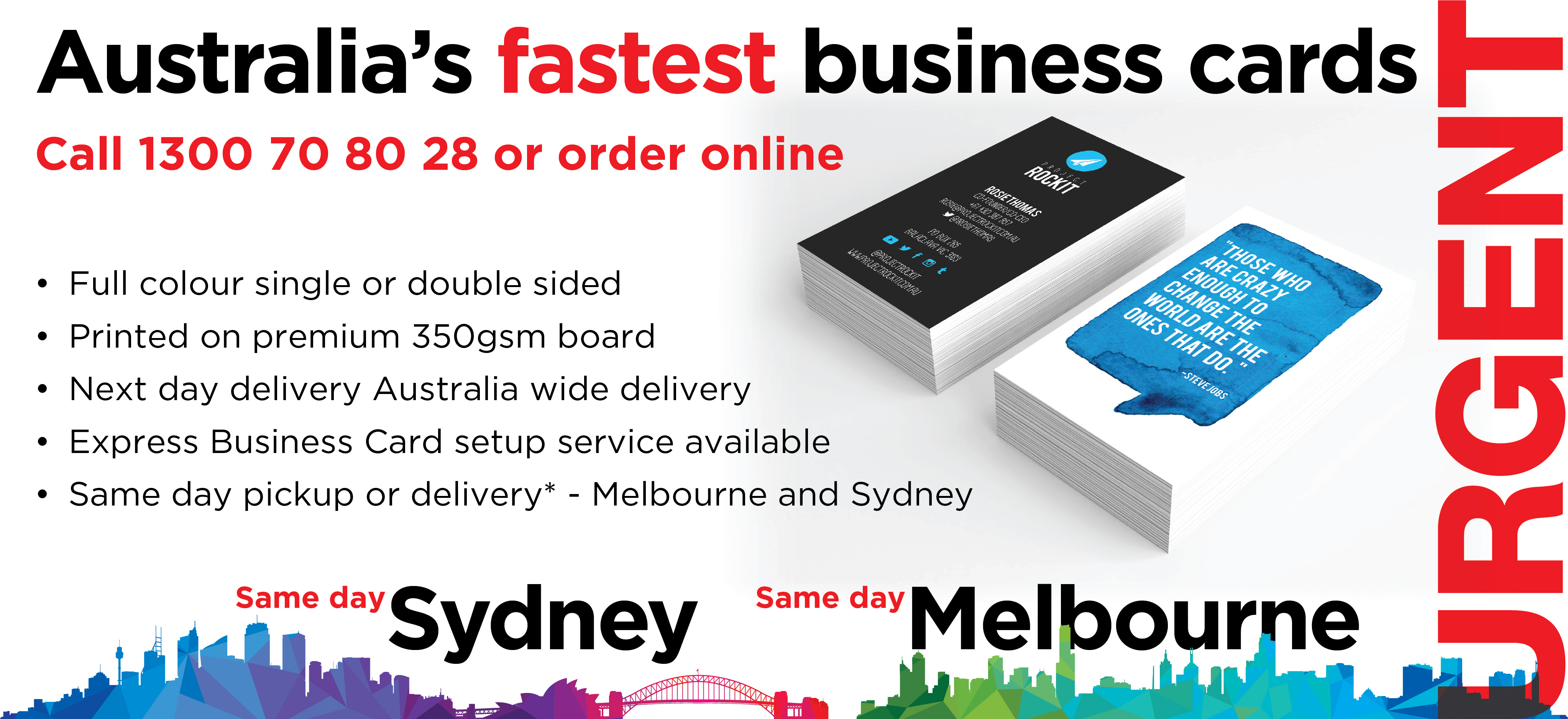 Printing Services Melbourne | Digital Printing | fprint