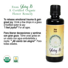 JOY Organic Flower Essence