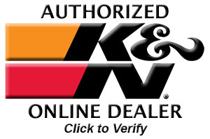 We are an Authorised Distributor of K&N Filters
