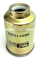 FUEL FILTER WCF104 (NIPPON MAX MF194 Interchangeable with Z699, WE0113ZA5)