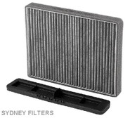 CABIN/POLLEN FILTER FORD WACF0026 (RCA100C)
