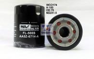 WCO174 (MOF500) NIPPON MAX OIL FILTER
