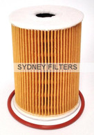 NISSAN PATROL/NAVARA OIL FILTER (Interchangeable with R2593P, 15209-2W200)