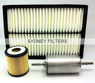 MAZDA 3 BK 2.3L PETROL FILTER KIT
