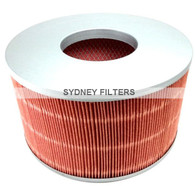TOYOTA LANDCRUISER AIR FILTER (1780117020, A1407, WA1019)