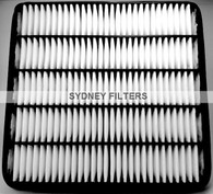 LANDCRUISER AIR FILTER (Interchangeable with A1634, WA5112, 17801-51020)