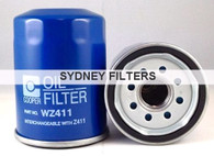 WZ411 OIL FILTER (Interchangeable with Z411)