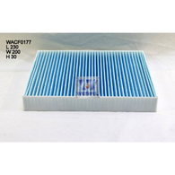 WACF0177 CABIN FILTER replaces RCA215P, 27277-EG025, 4536018]