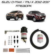 FM631DPK to suit ISUZU DMAX AND MUX