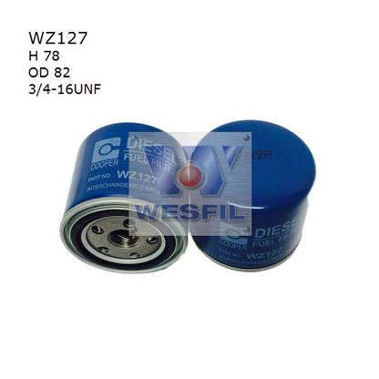 WZ127 replaces Ryco Z127