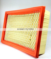 SSANGYONG MUSSO KORANDO AIR FILTER (Interchangeable with A1595, FA2846, WA1109)