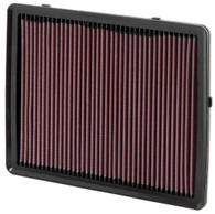 K&N 33-2116 AIR FILTER HOLDEN (Interchangeable with A1358, WS991, WA991)