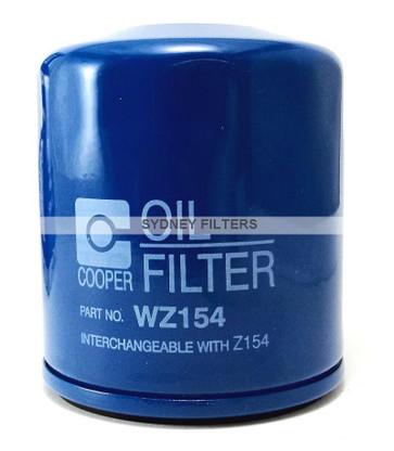 z154 oil filter holden