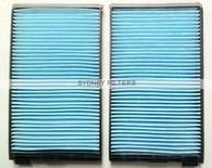 Nissan Navara d40 thai cabin filter set wacf0143
