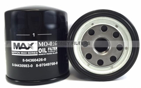 Holden Oil Filter Wz178nm Nippon Max Mo016 Z178