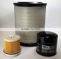 ISUZU NPR75, NQR75 FILTER KIT