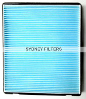 HYUNDAI/KIA CABIN FILTER (Interchangeable with RCA211P, 971331E000, 97133F2000)