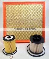 HOLDEN CRUZE 2.0L CDi JG FILTER KIT 09-02/11