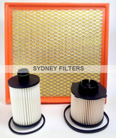 HOLDEN CRUZE 2.0L CDi JH FILTER KIT 03/11-ON