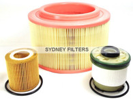 FORD RANGER/MAZDA BT-50 2.2L & 3.2L TURBO DIESEL FILTER KIT