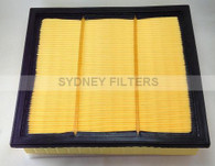 ISUZU DMAX/MU-X AIR FILTER 07/12-ON (898140265, 120928)