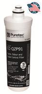 ZIP WATER FILTER CCQZP91 replaces 91240, 91241
