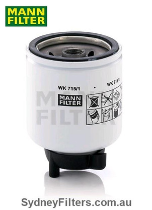 BOBCAT FUEL FILTER MANN WK715/1 6667352