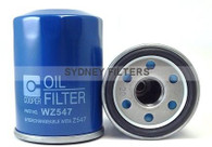 HONDA/NISSAN OIL FILTER (Z547, 15208-31U00, C1821)