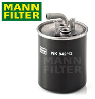 WK842/13 MANN FILTER MERCEDES BENZ FUEL FILTER 6110900852, 6110920601