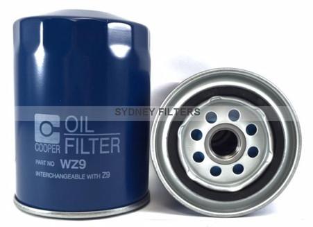 WZ9 OIL FILTER Z9