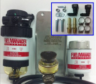 HOLDEN COLORADO FUEL MANAGER WATER SEPARATOR FILTER KIT FMDMAXCOLDPK
