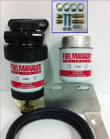 TOYOTA LANDCRUISER 100 SERIES FMLC100DPK FUEL MANAGER WATER SEPARATOR FILTER KIT