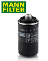VOLKSWAGEN AMAROK OIL FILTER 2.0L TFSi - GENUINE W719/45 (Z793)