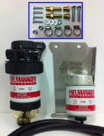 NISSAN NAVARA D40 2.5L [SPAIN BUILD] [MANUAL ONLY] FUEL WATER SEPARATOR FILTER KIT